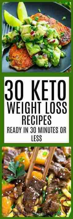 100 Easy 30 Minute Keto Dinners | Chasing A Better Life | Lifestyle & Keto Guide | Travel | Keto Recipes |