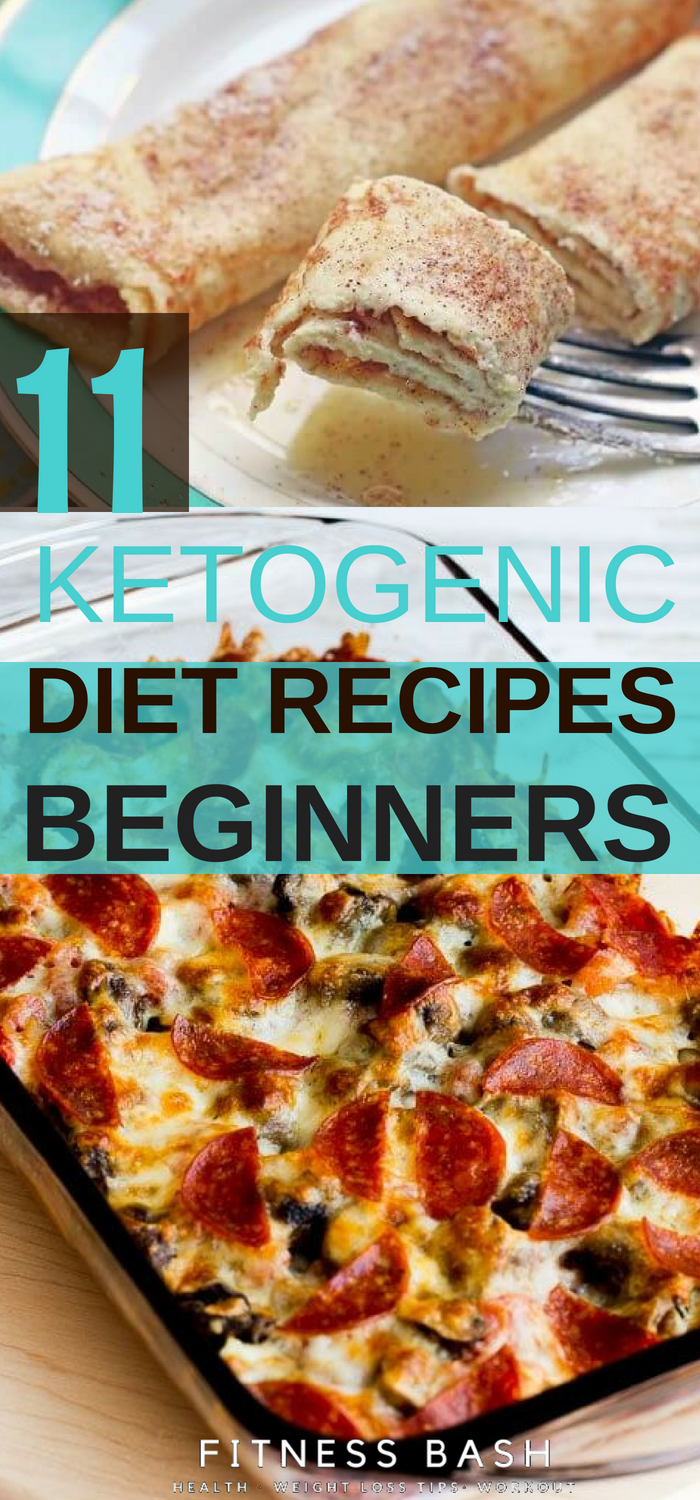 11 Easy Keto Recipes for Beginners – Fitness Bash