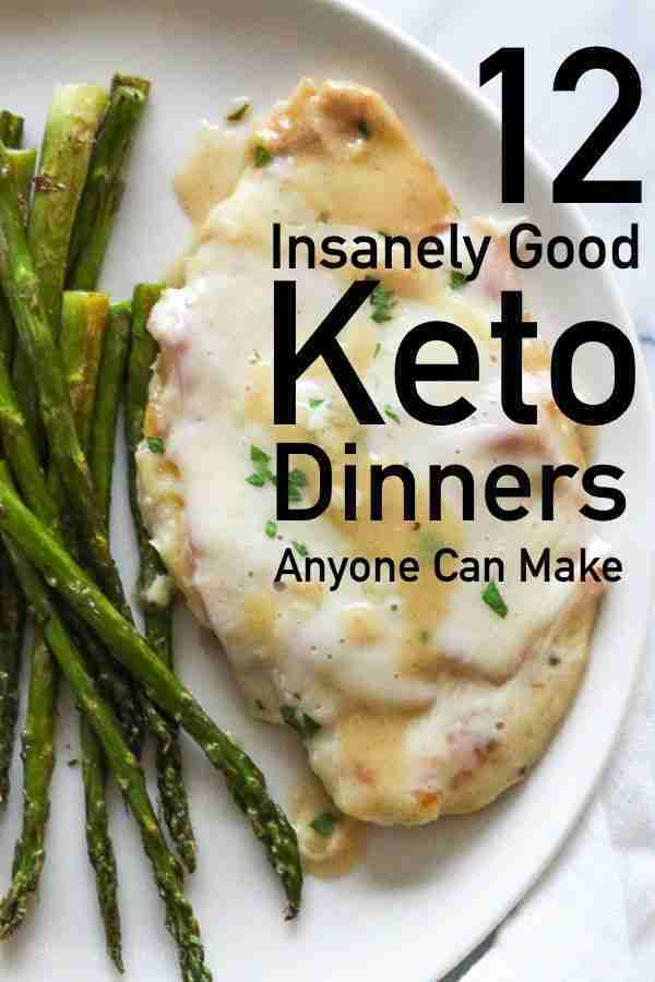 12 Mouth-Watering Low Carb Dinner Recipes That Are Easy To Make | The Unlikely Hostess