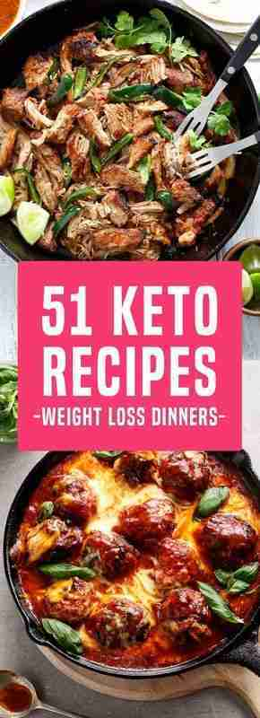 51 Delicious Keto Recipes That Make The Perfect Weight Loss Dinner! – TrimmedandToned