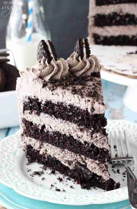 Chocolate Oreo Cake Recipe – Oreo Lovers Dream Dessert!