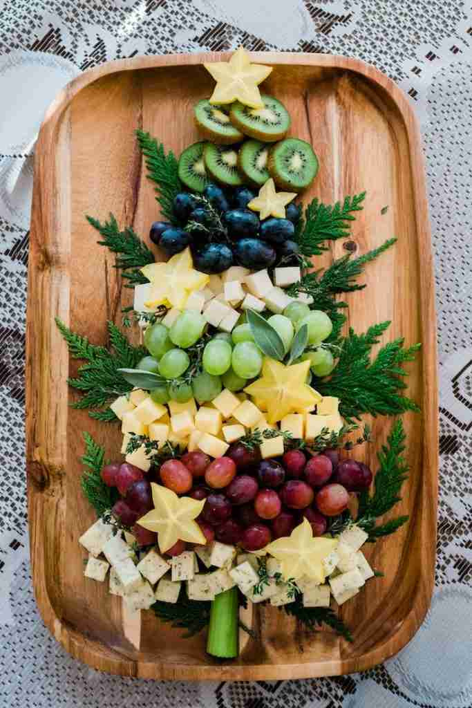 Christmas Tree Cheese Board – Muy Bueno Cookbook