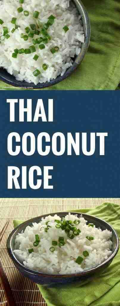 Coconut Rice – Connoisseurus Veg