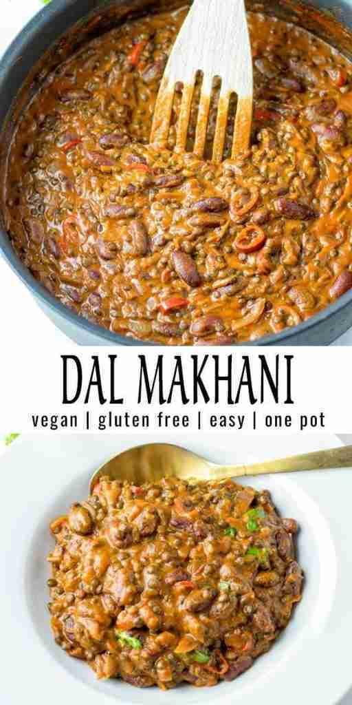 Dal Makhani [vegan, one pot] – Contentedness Cooking