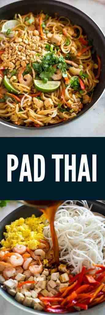 Easiest Pad Thai Recipe | The Recipe Critic