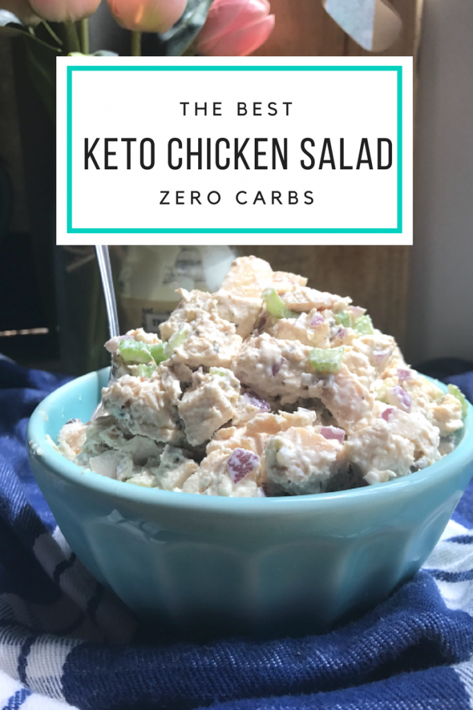 Keto Chicken Salad- Rotisserie, Canned, and Leftover Chicken Recipes — Megan Seelinger Coaching