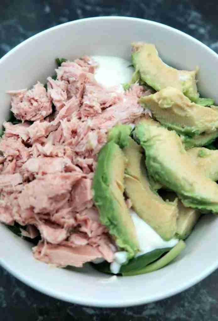 Low Carb Tuna Salad – Keto Diet Friendly Lunch Ideas