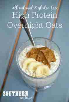 Recipe: My Favourite Protein Packed Overnight Oats
