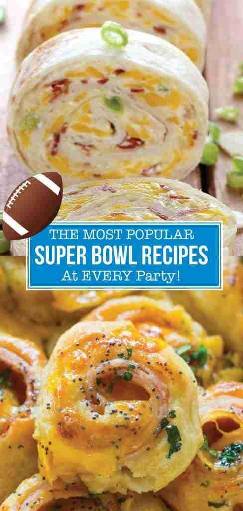 Super Bowl Recipes You'll Love