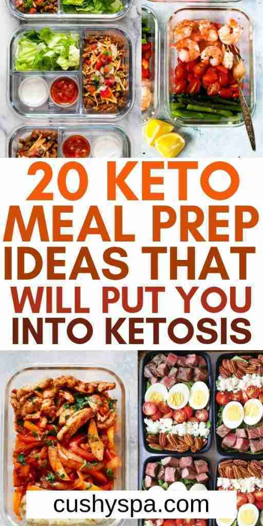 20 Keto Meal Prep Ideas That are Great for Work
