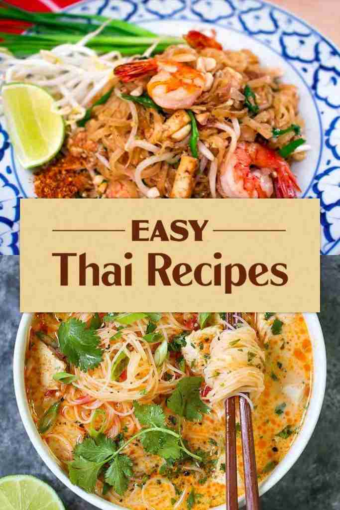 21 Easy Thai Recipes That Are Faster (and Tastier) Than Takeout
