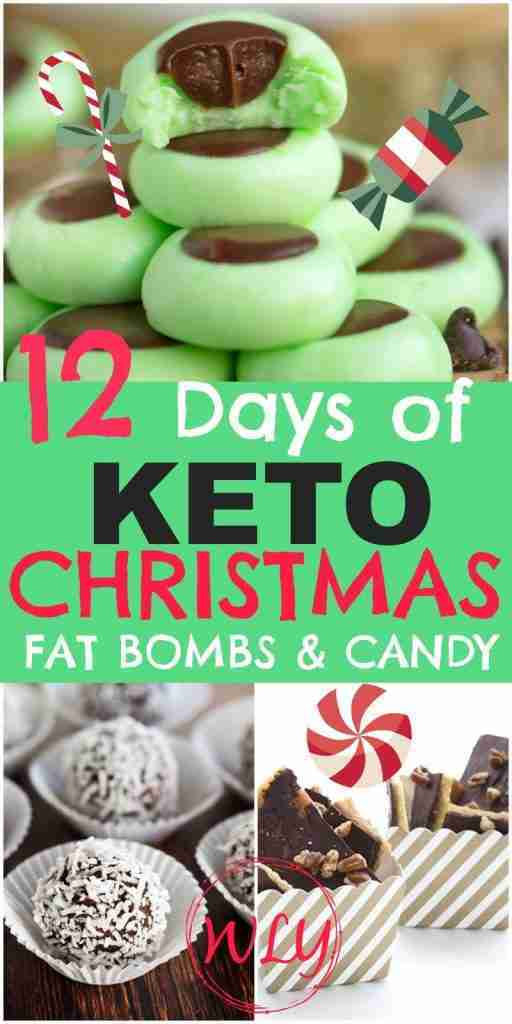 25 Keto Candy Recipes ~ Great for Holidays