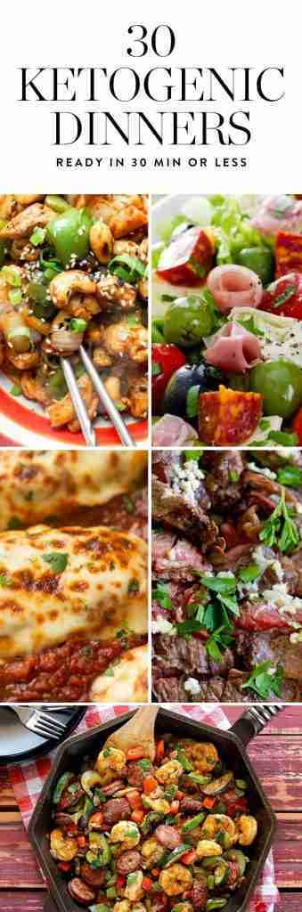 65 Keto Dinner Recipe Ideas to Try Tonight