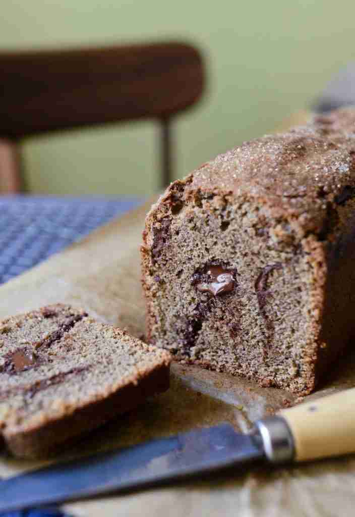 Chocolate Buckwheat Pound Cake Recipe | Chocolate & Zucchini