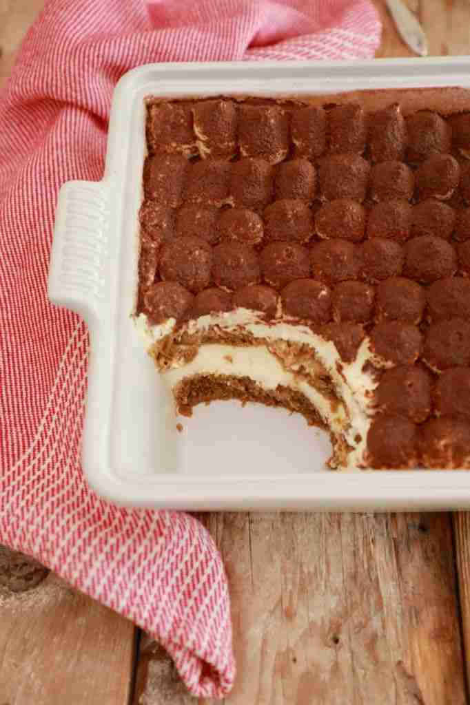 Easy 10 Minute Tiramisu Recipe – Gemma's Bigger Bolder Baking