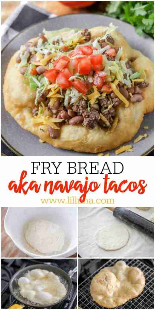 Easy Indian Fry Bread Recipe (+VIDEO) | Lil' Luna