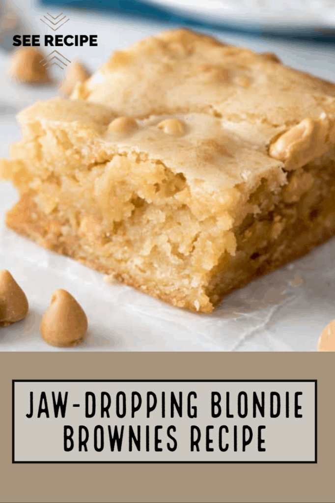 Hell's Kitchen blondie brownies recipe by Gordon Ramsay. Blondies are a white ch…