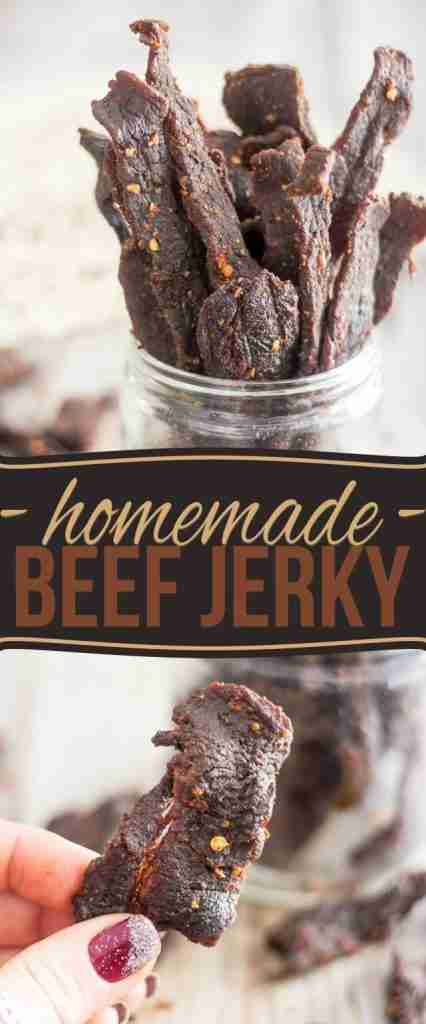 Homemade Beef Jerky: In with the yummy – Out with the nasty!