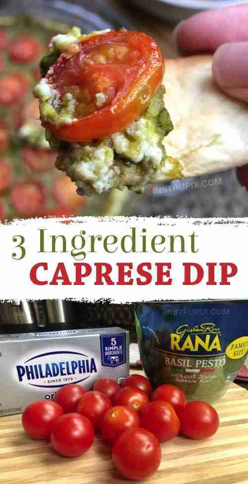OMG!! This dip is so good! My favorite easy party appetizer of all time.