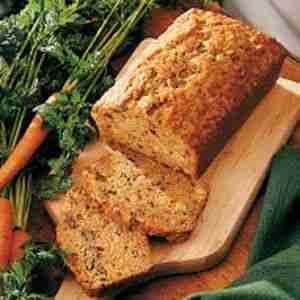Pineapple Carrot Bread