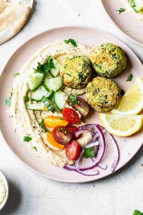 Quick Air Fryer Falafel Recipe (With Canned Chickpeas) – Skinnytaste