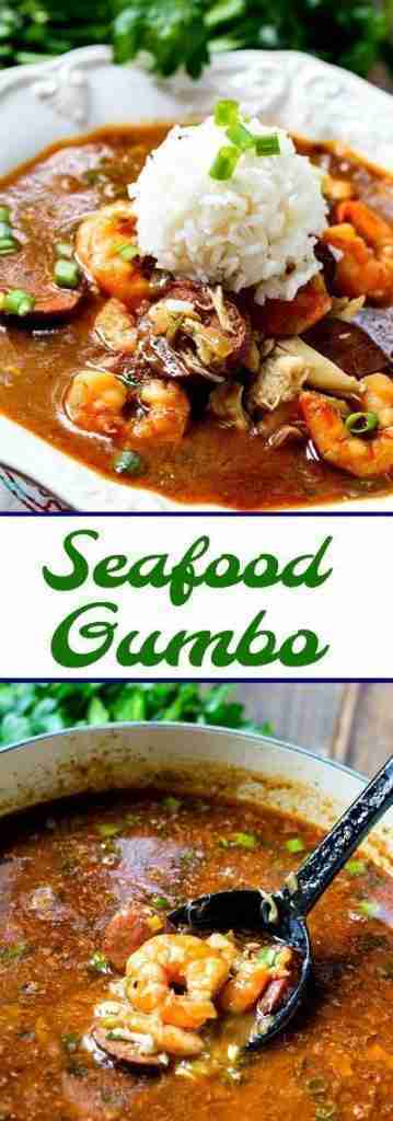 Seafood Gumbo – Spicy Southern Kitchen