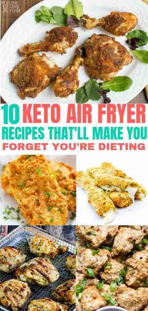 10 Keto Air Fryer Recipes to Keep Your Diet Interesting – Balancing Bucks