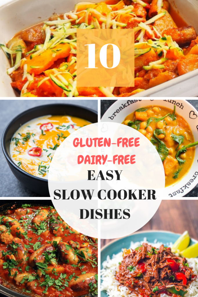 10 gluten free, dairy free slow cooker recipes you need to make! — A Balanced Belly