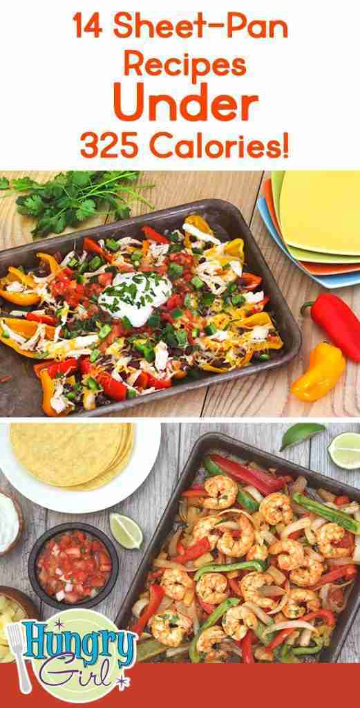 14 Sheet-Pan Recipes Under 325 Calories