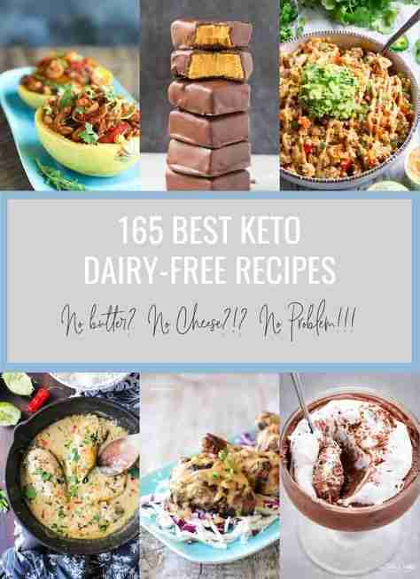 165 Best Keto Dairy Free Recipes – Low Carb | I Breathe I'm Hungry