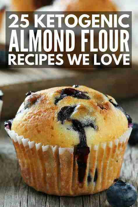 25 Drool-Worthy Keto Almond Flour Recipes for Weight Loss