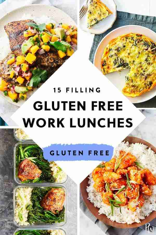 50 Gluten-Free Lunch Ideas That Will Fill You Up