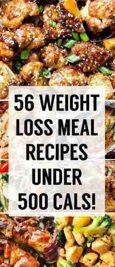 56 Unbelievably Delicious Weight Loss Dinner Recipes Under 500 Calories! – TrimmedandToned