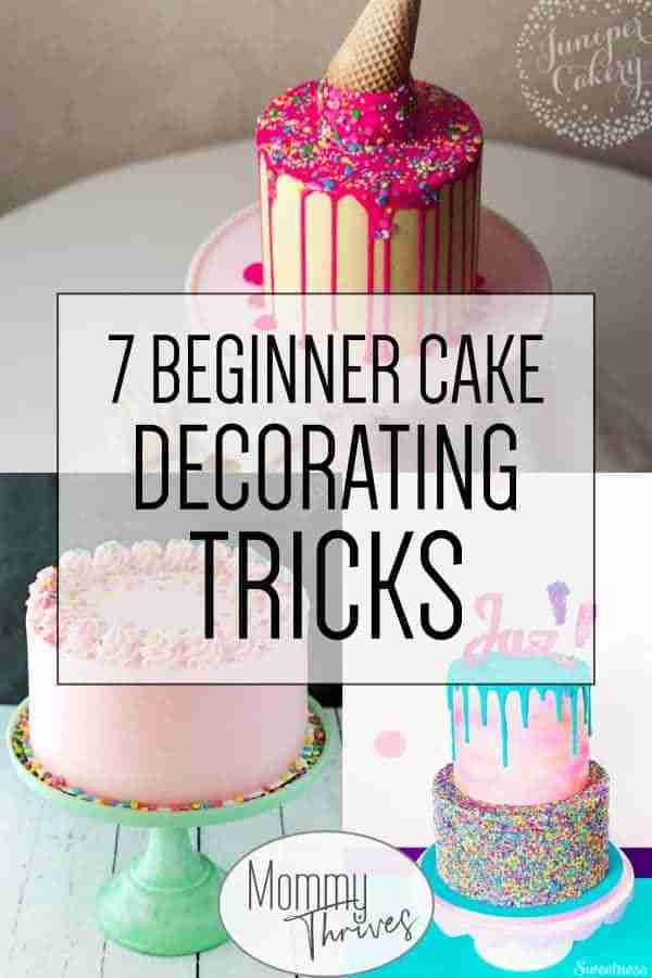 7 Easy Cake Decorating Trends For Beginners – Mommy Thrives