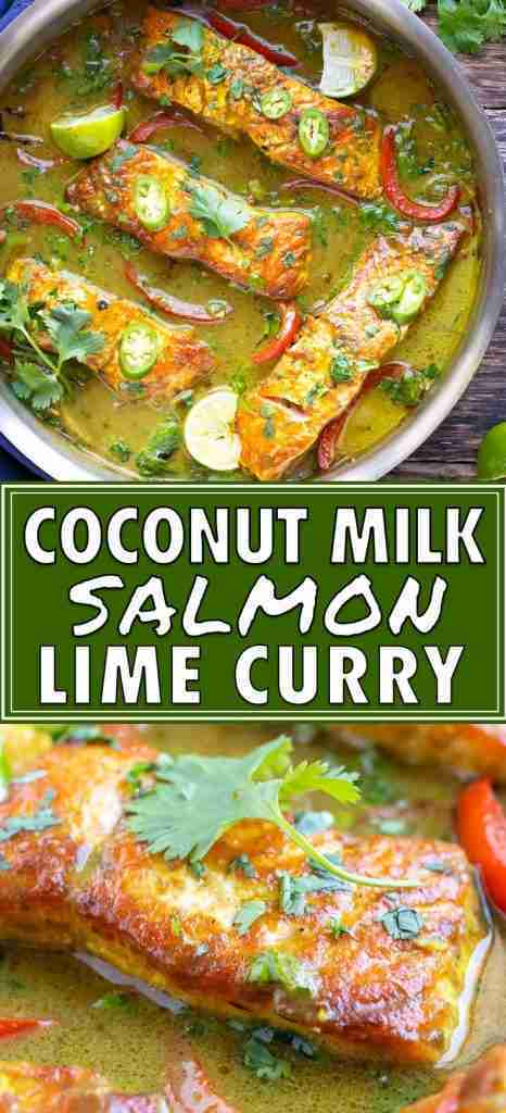 Easy Salmon Curry with Coconut Milk – Evolving Table