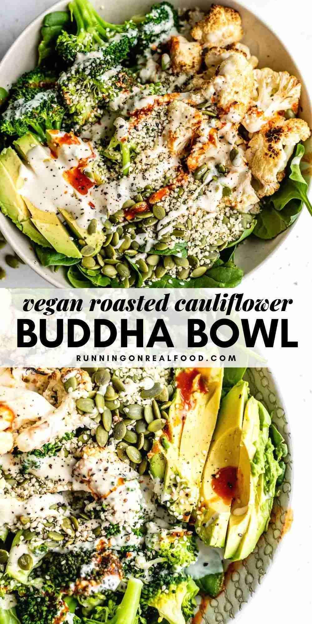 Vegan Low-Carb Buddha Bowls