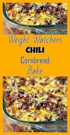 Chili Cornbread Bake – Emily Bites