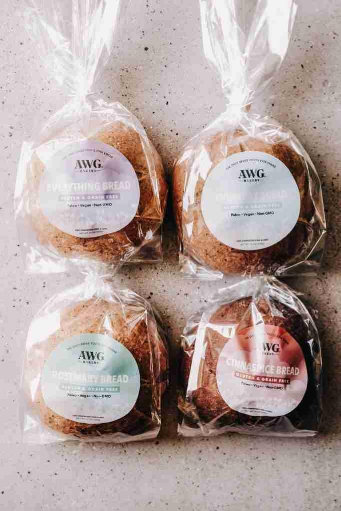 GF Bread (Variety 4 Pack)