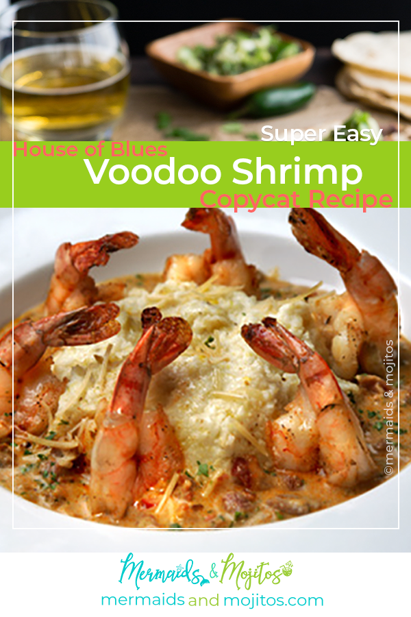 House of Blues Voodoo Shrimp Copycat Recipe