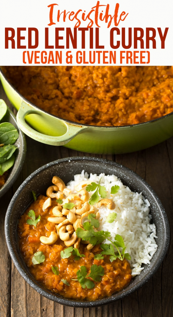 Irresistible Red Lentil Curry Recipe – A Spicy Perspective