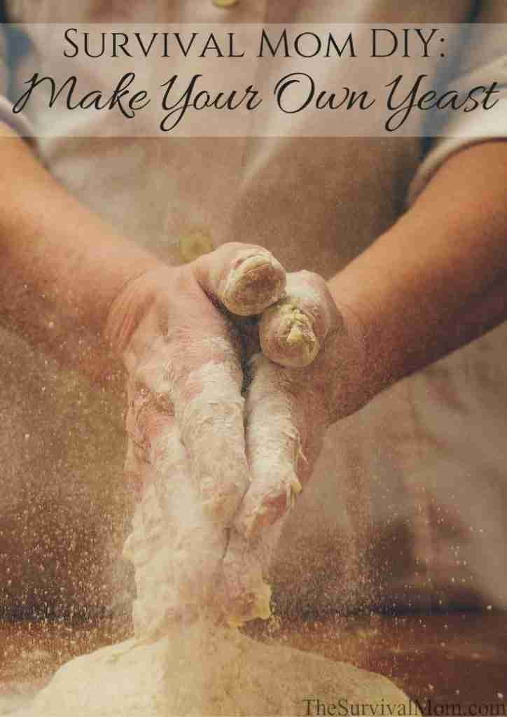 Make Your Own Yeast