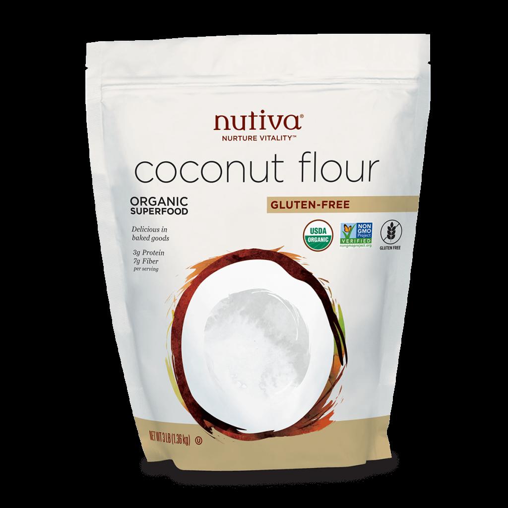 Organic Coconut Flour – 3lb Pouch