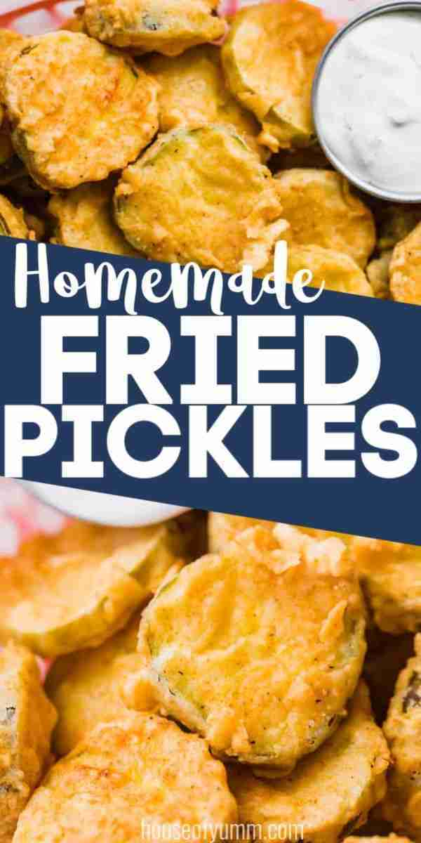 PERFECTION! Fried Pickles