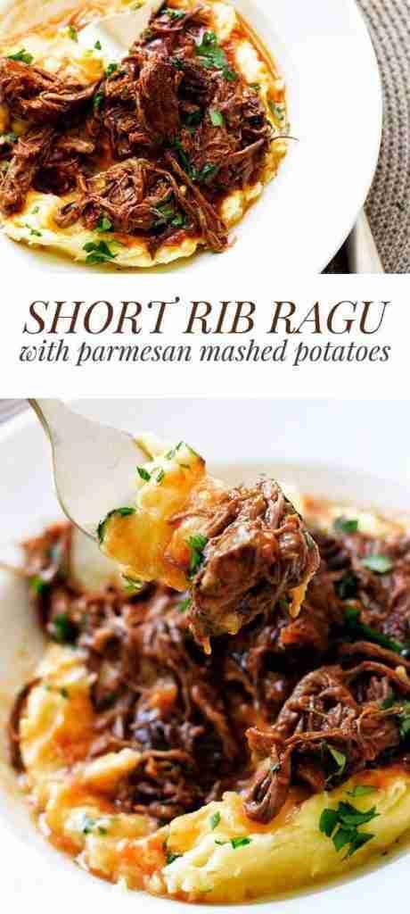 Slow-Cooked Short Rib Ragu