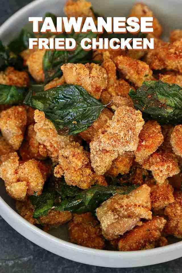 Taiwanese Fried Chicken Recipe & Video – Seonkyoung Longest
