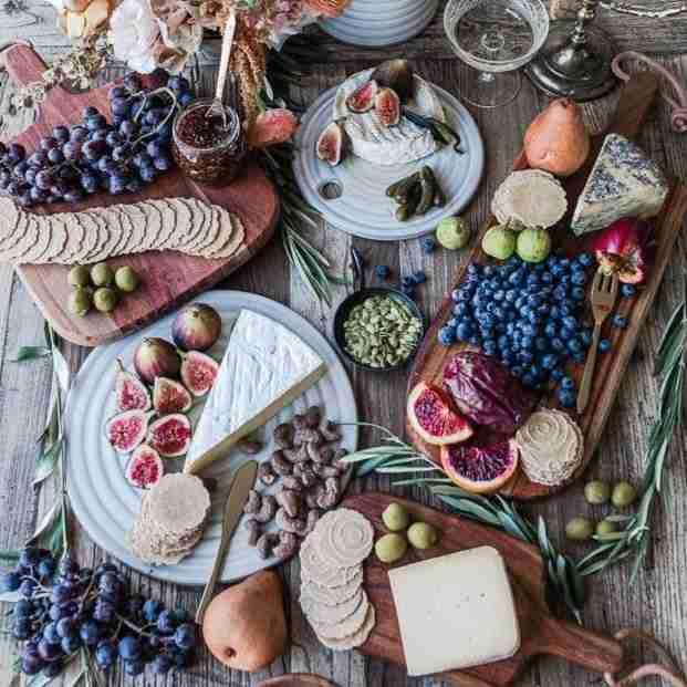 Wooden Platter Board