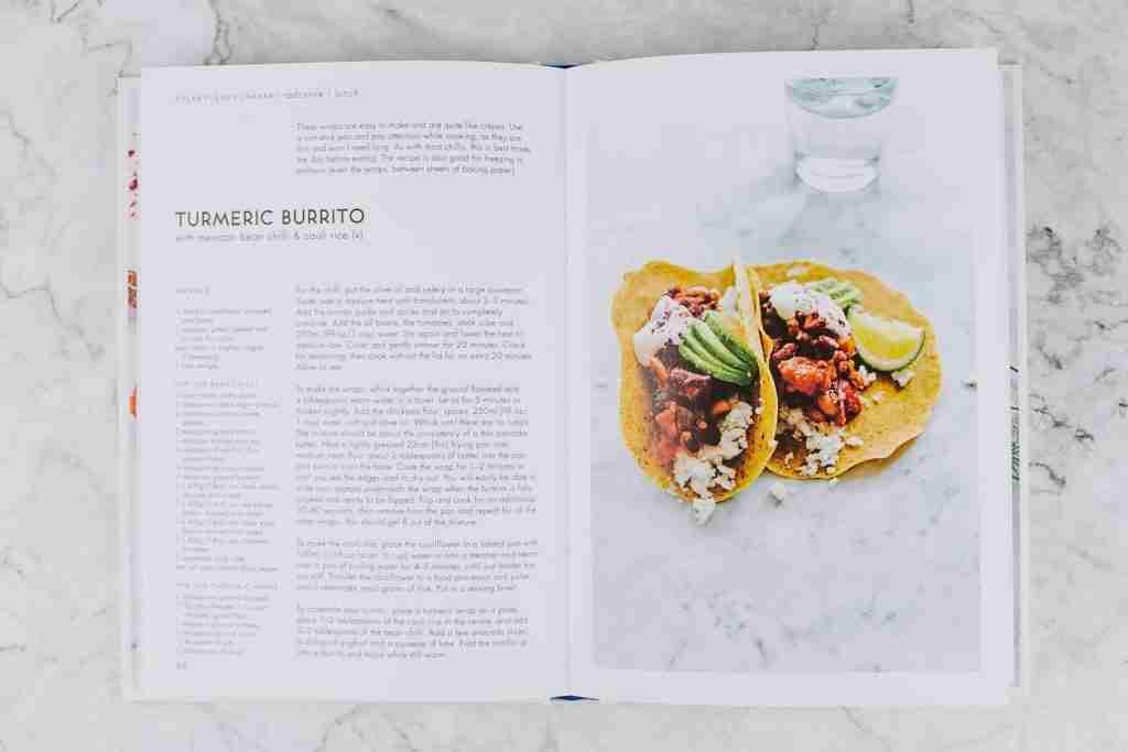 Yoga Kitchen Plan Cookbook