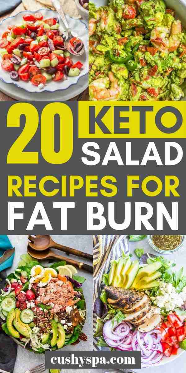 20 Keto Salad Recipes for a Delicious Lunch