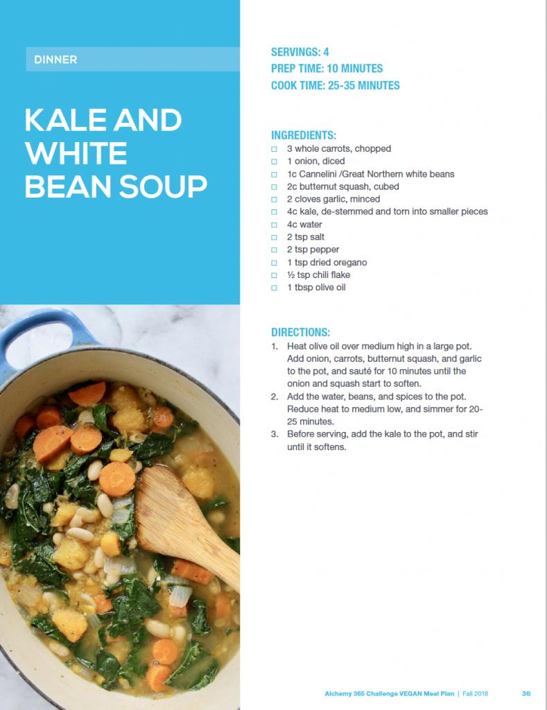 Alchemy 365 Fall Meal Plan #2: Vegan – Default Title