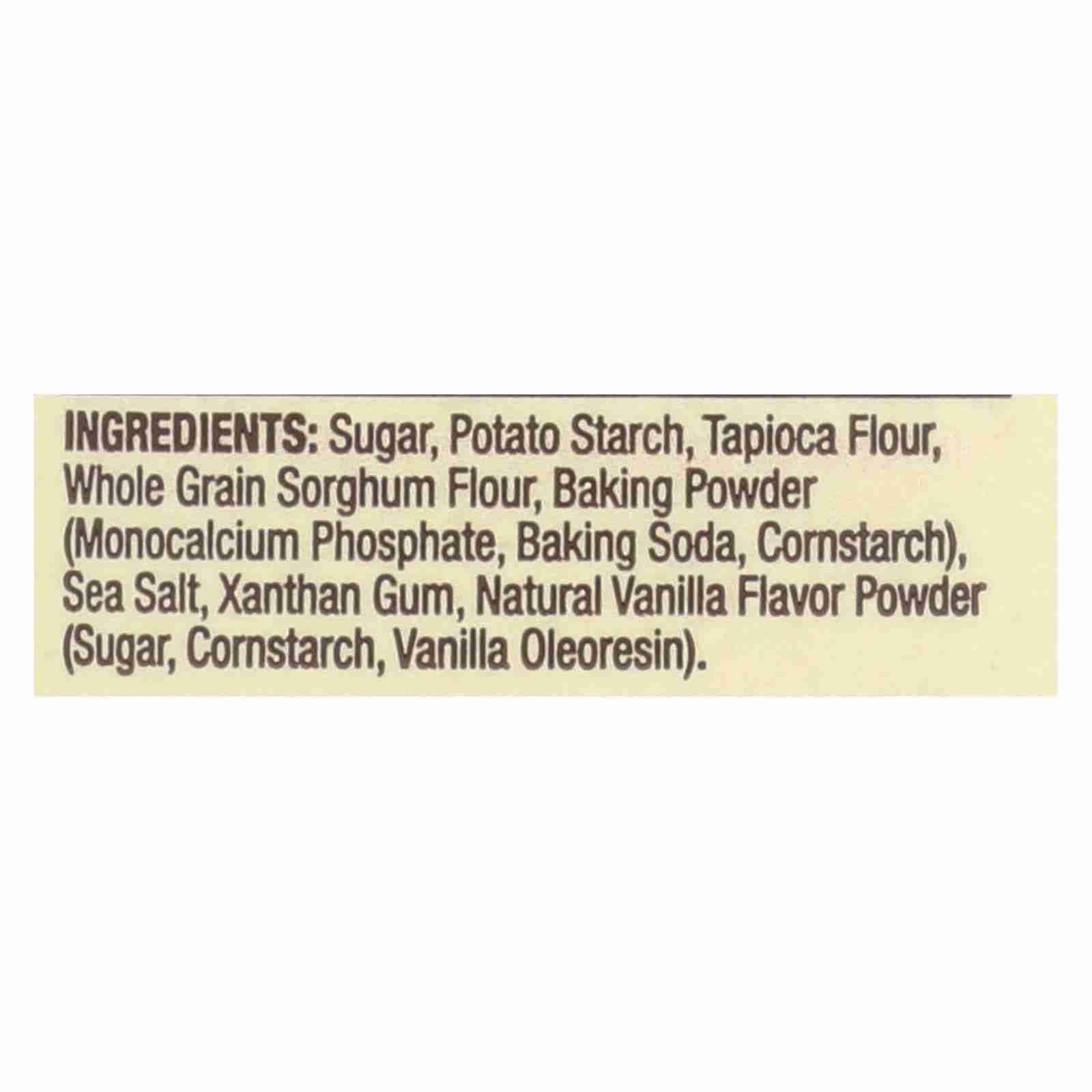 Bob's Red Mill – Gluten Free Vanilla Cake Mix – 19 Oz – Case Of 4